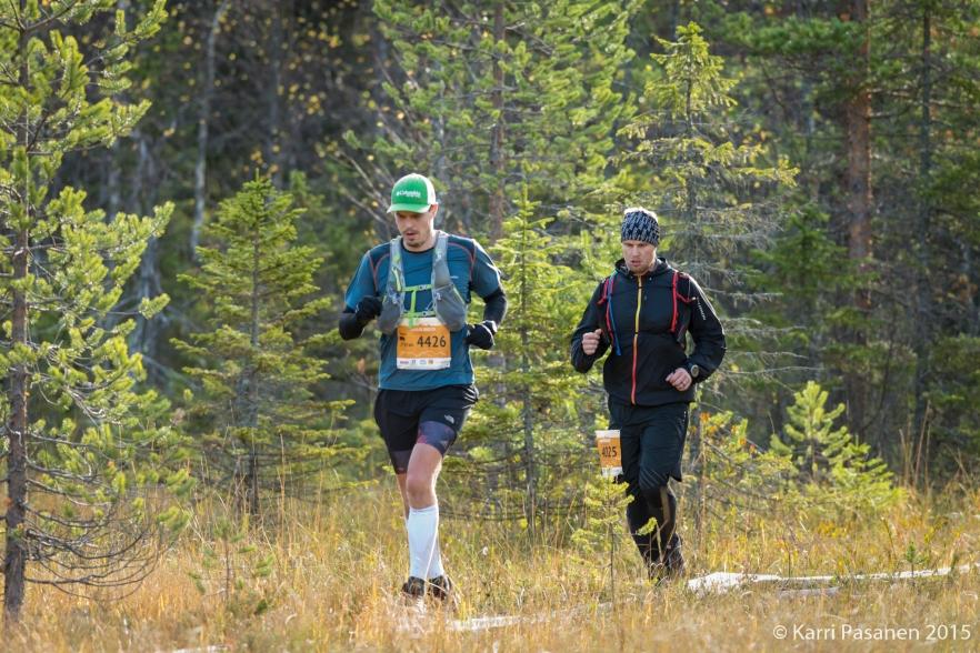 Vaarojen Maraton 43km - Kolin kansallispuisto 2015 | Kuva: Karri Pasanen