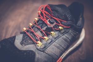 Adidas Raven Boost - yläosa