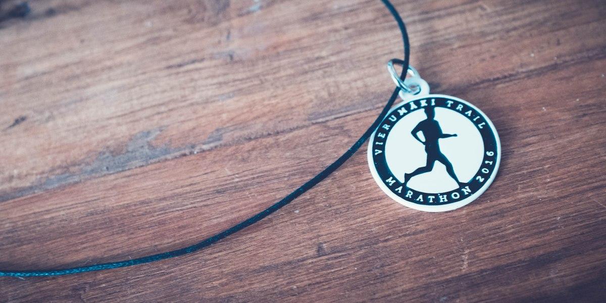 Vierumäki Trail Marathon - litrakaupalla hikeä