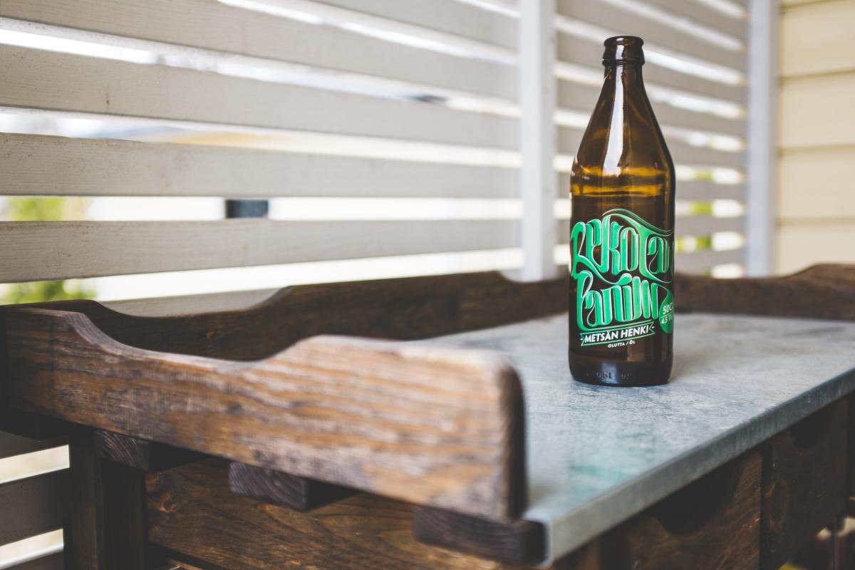 Kuukauden olut: Metsän Henki