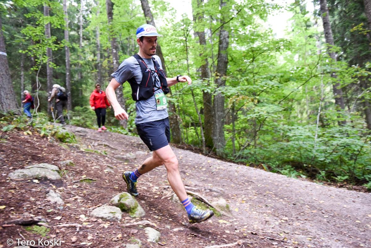 Nuuksio Classic Trail Marathon - paluu klassikkoon