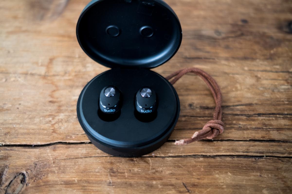 Sudio Nivå - piuhattomat bluetooth kuulokkeet